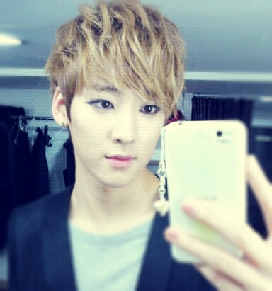 Kevin - ukiss is best